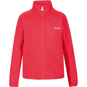Regatta Avalon Softshell Jas Kinderen, coral blush
